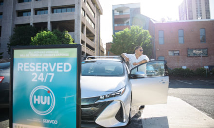 Toyota launches car share service in Honolulu