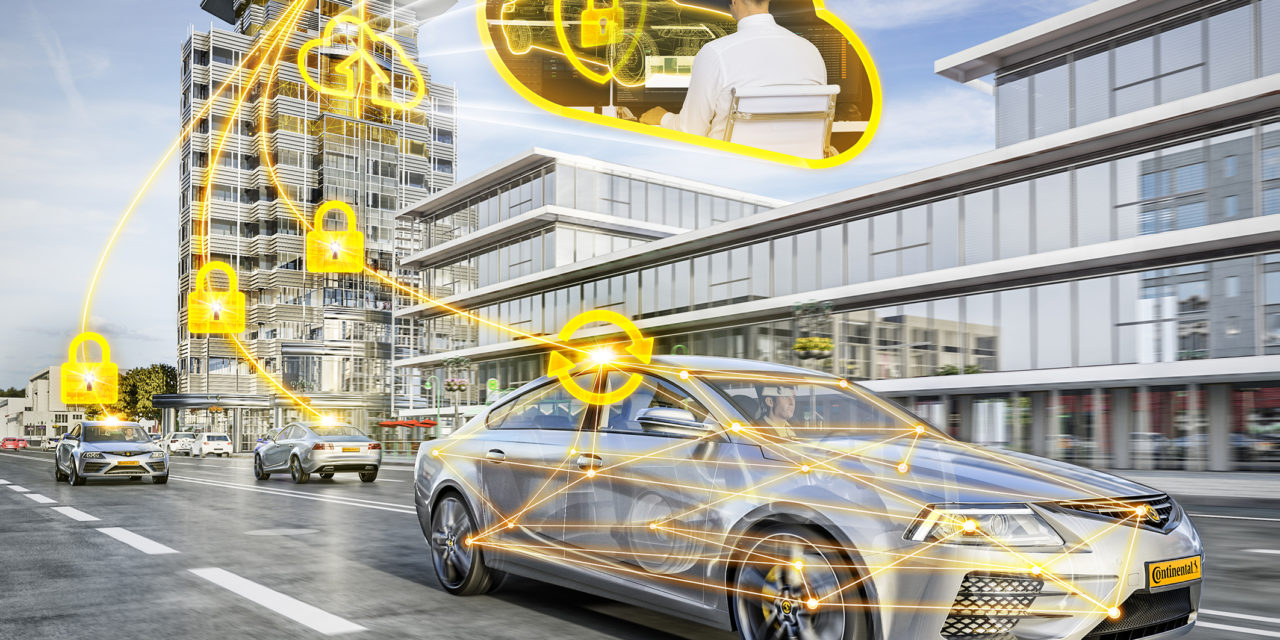 Continental offers cyber security solutions for connected vehicle electronics