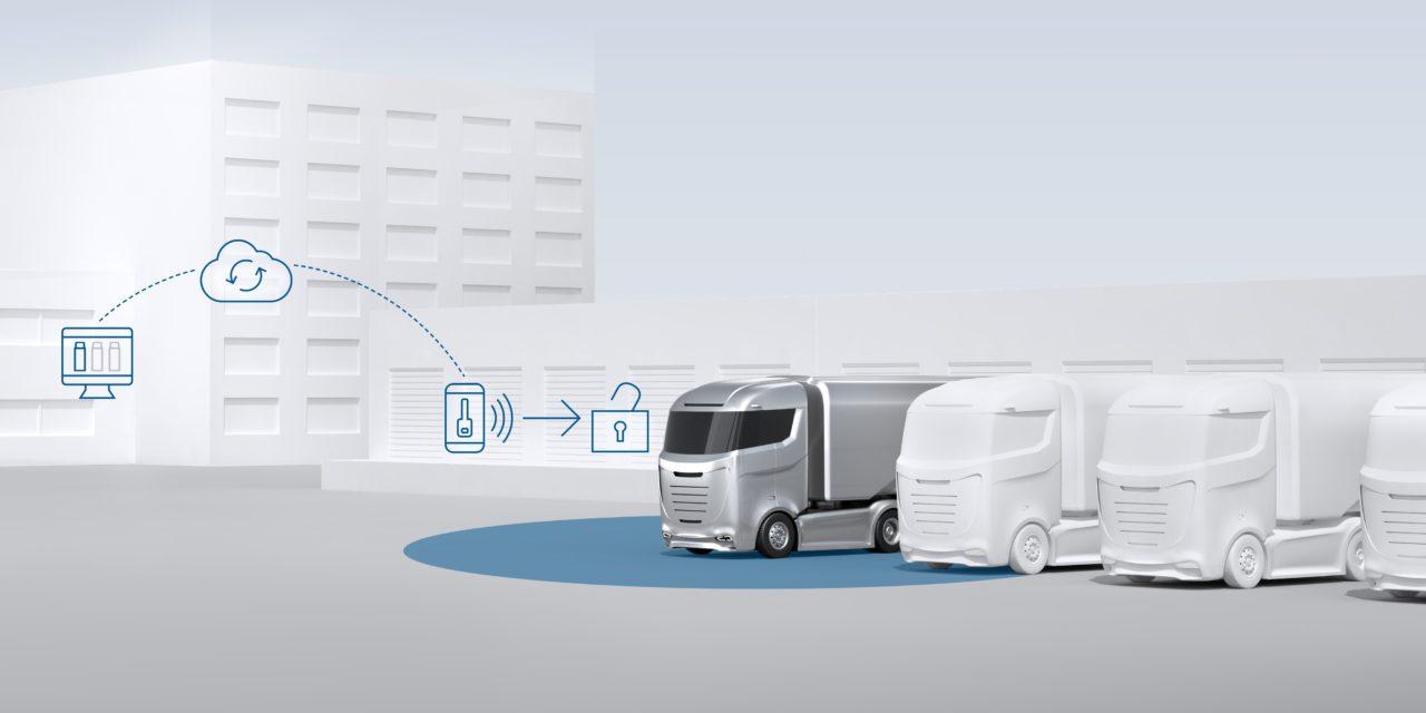 Bosch develops app for digital key