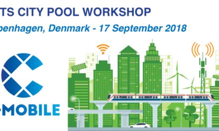 Register now for the C-ITS City Pool Workshop in Copenhagen