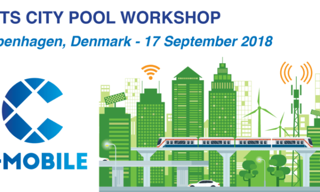 Register now for the C-ITS City Pool Workshop in Copenhagen