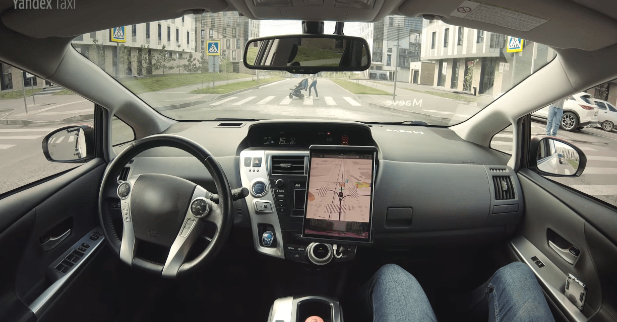 First European self-driving taxi tested in the Republic of Tatarstan