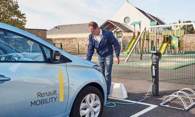 Groupe Renault unveils France's first Smart Island on Belle-Île-En-Mer