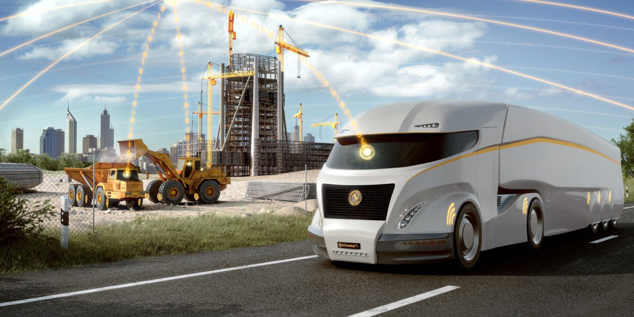 Continental presents further development of ContiConnect at IAA Commercial Vehicles