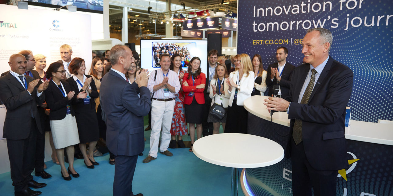 Read all about ERTICO's ITS World Congress highlights