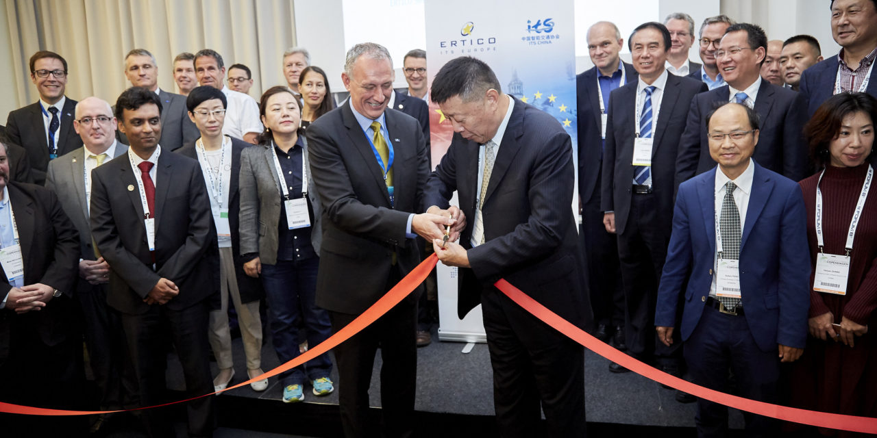 ERTICO and ITS China strengthen cooperation