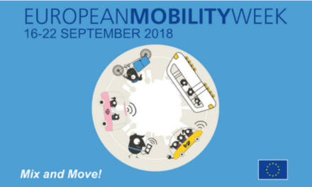 More than 2.600 cities participated in the European Mobility Week 2018