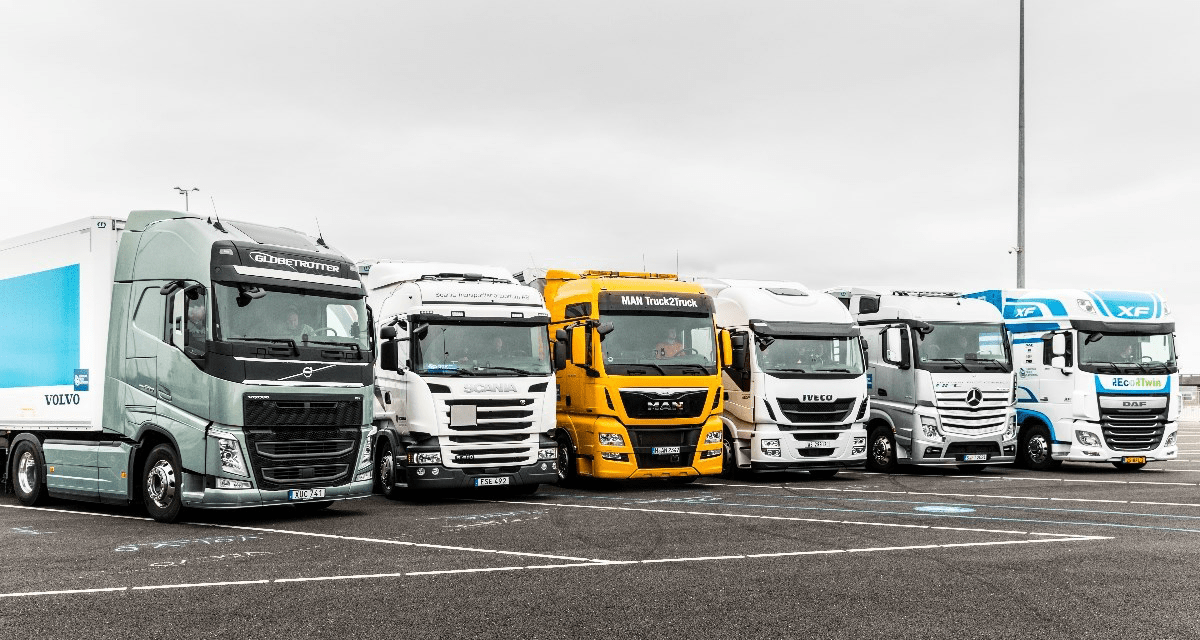 Keep up with Europe's truck platooning activities, join the next ETPC network meeting
