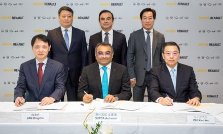 Renault signs cooperation agreement with Liaoning province in China