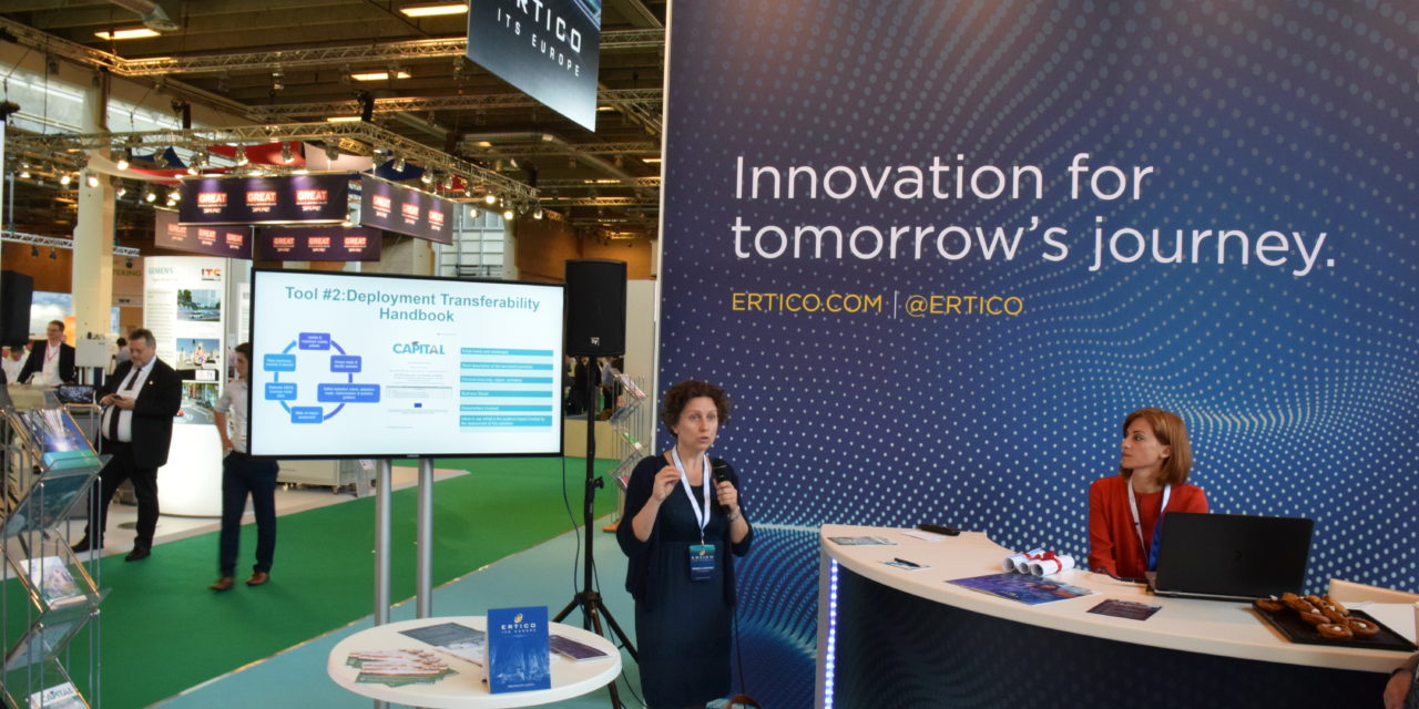 C-ITS applications at the ITS World Congress showcased at ITS World Congress