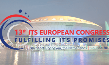 13th ITS European Congress – Fulfilling ITS promises