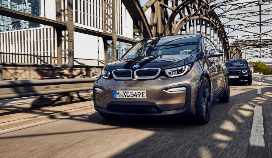 BMW launches ultimate electric vehicle