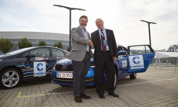 C-ITS project tested on the road during ITS World Congress