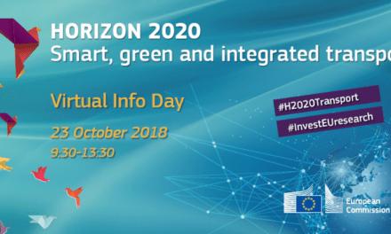 Horizon 2020 Transport virtual information day