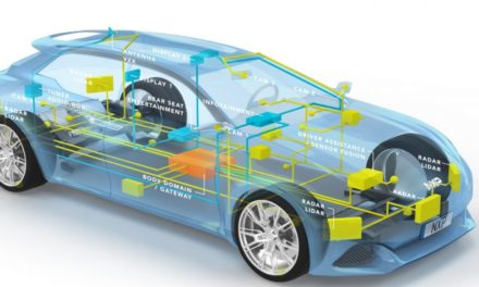 NXP wants to move data inside the car as fast as possible with automotive Ethernet