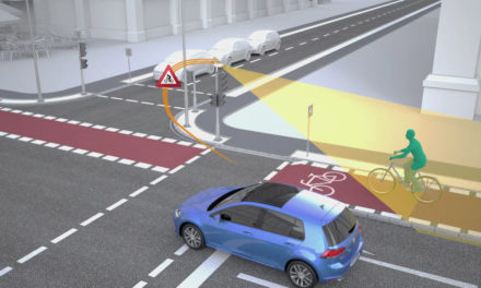 Volkswagen and Siemens make crossroads safer