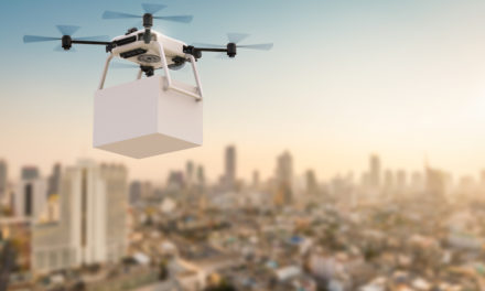 Commercial drones in a connected world