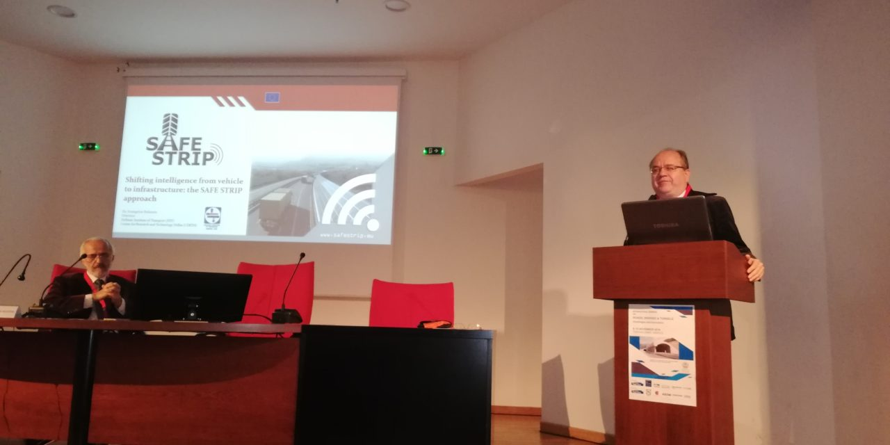 C-ITS applications for road infrastructure presented in Greece