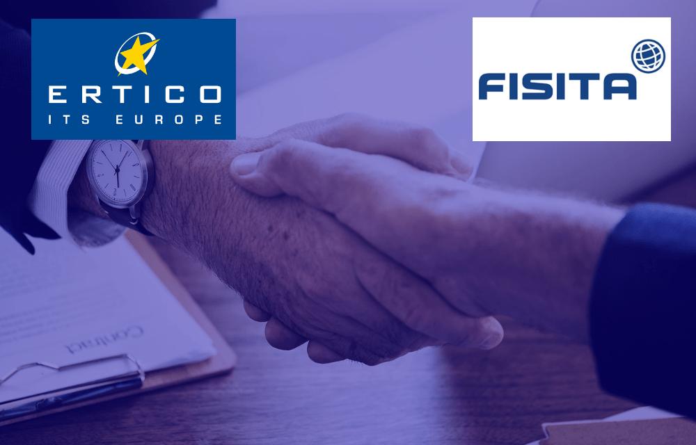 ERTICO joins FISITA as a strategic Partner