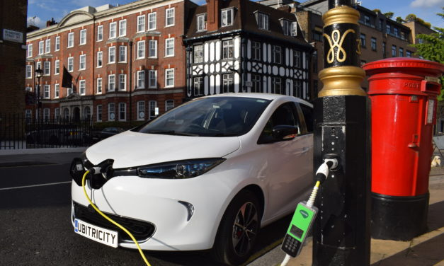 Siemens to deliver EV charging points using existing street light infrastructure
