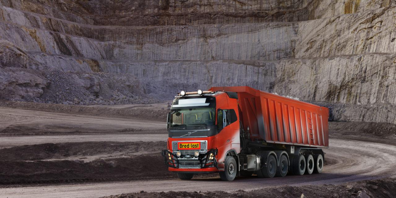 Volvo Trucks provides autonomous transport solution to Brønnøy, Norway