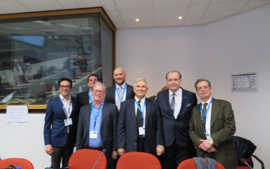 Logistics project presented at 2nd H2020RTR conference