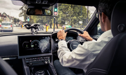 Jaguar Land Rover's technology helps free up traffic flow