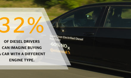 Study by Continental shows that motorists remain loyal to engine type