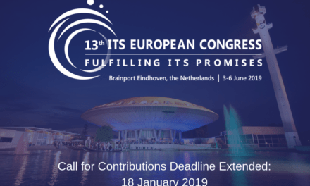 ITS European Congress extends call for contributions deadline to 18 January
