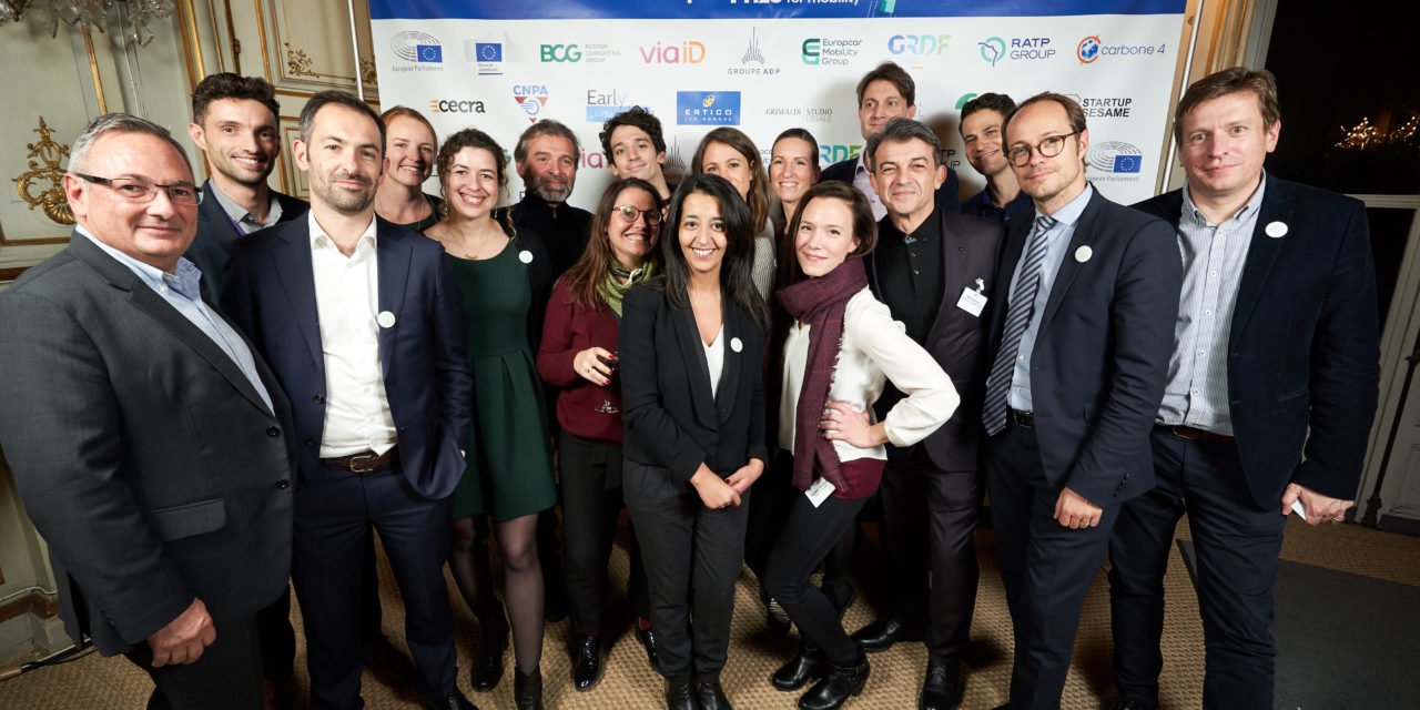 The European Startup Prize for Mobility is live!