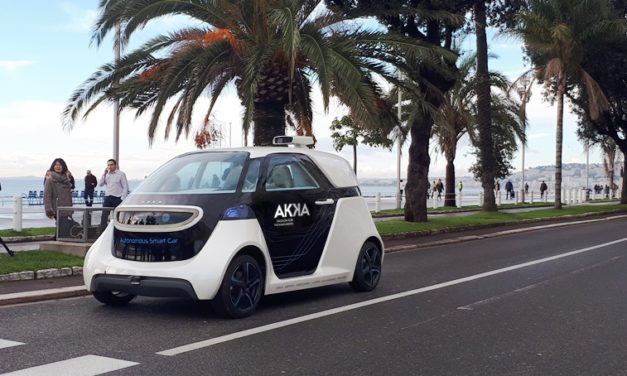 AKKA Technologies to test and showcase France's first shared autonomous mobility service