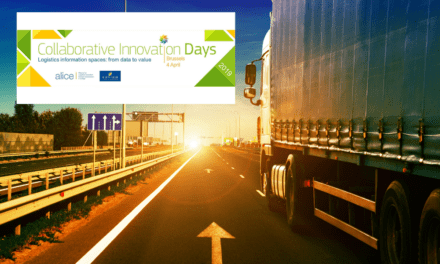 Join us at Logistics Innovation Space: from data to value