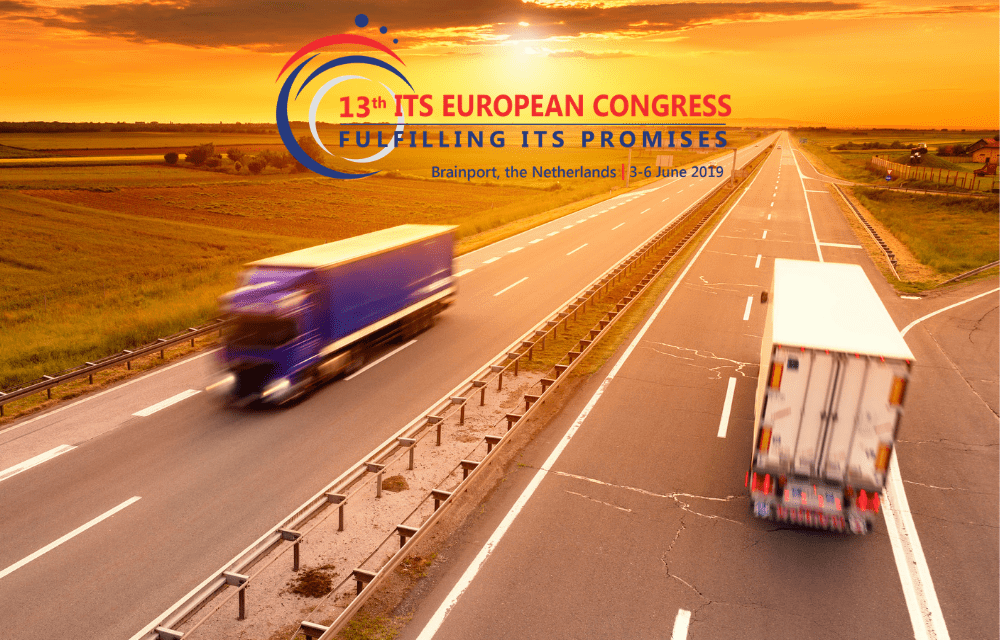 Upping the game in mobility and logistics at the ITS European Congress