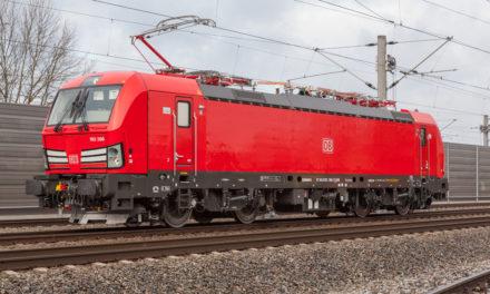 Siemens signs framework agreement for 100 multisystem locomotives