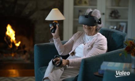 Valeo's technology allows virtual vehicle entry