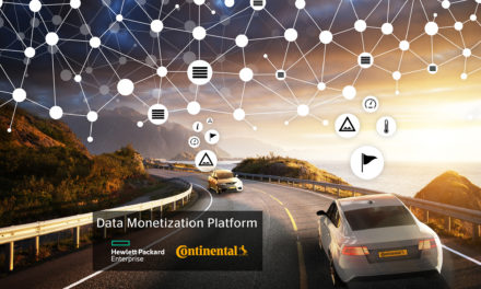 Continental and Hewlett Packard launch blockchain-based data monetisation platform