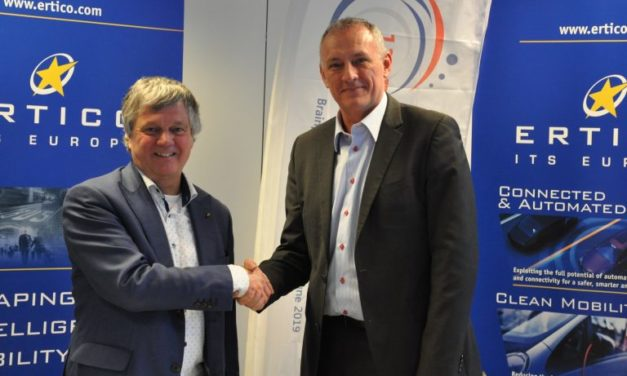 Goudappel Diamond Partner of ITS European Congress 2019