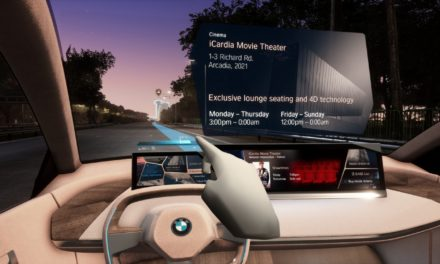 BMW allows the driver to interact with its vehicle