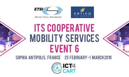 "Join ERTICO at the ITS ""Cooperative Mobility Services"" Event"