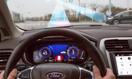 Ford to accelerate connectivity strategy in China in 2021