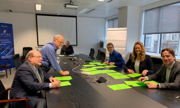 Building up to an exciting programme for the ITS European Congress