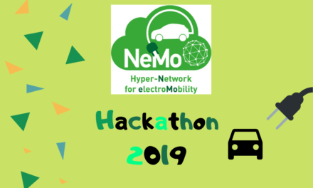 Join the electro-mobility Hackathon 2019