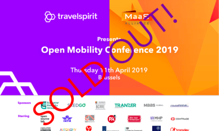Open Mobility Conference 2019 – SOLD OUT