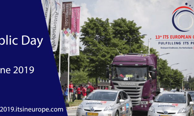 Visit the ITS European Congress Public Day on Sunday 2 June