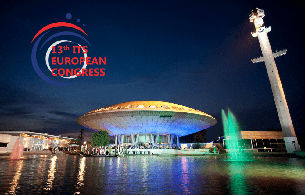 Book your demonstration at the 2019 ITS European Congress