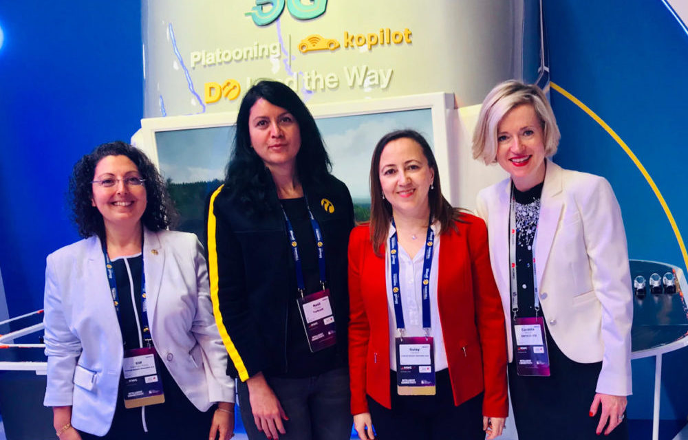 Showing the feminine side of innovation: Turkcell