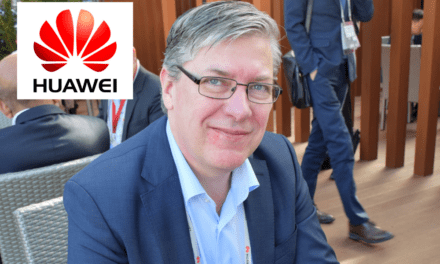 Fostering collaboration between Europe and China: Meeting Huawei's Jan Ellsberger VP