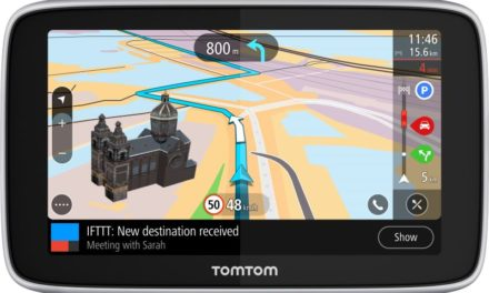 TomTom Launches State-of-the-Art SatNav