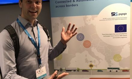 5G Cross border corridor projects make a debut at the EUCAD