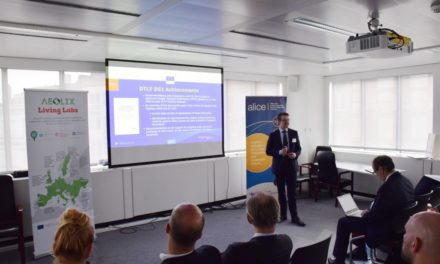 Read about the Collaborative Innovation Days event on logistics information spaces